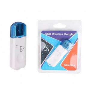 گیرنده بلوتوثی خودرو usb wireless  bluetooth