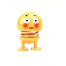 عروسک ایموجی فنری کد 13