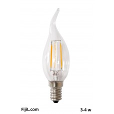 لامپ ال ای دی افراتاب  اشکی فیلامنتی TCF 3W/4W