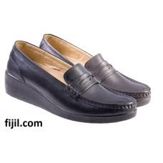 کفش چرمی طبی زنانه تن یار