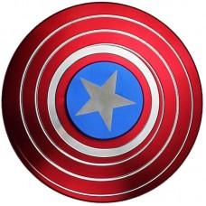 اسپینر فلزی طرح کاپیتان آمریکا